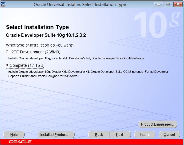 oracle developer suite 10g installation guide windows rh atechtown com